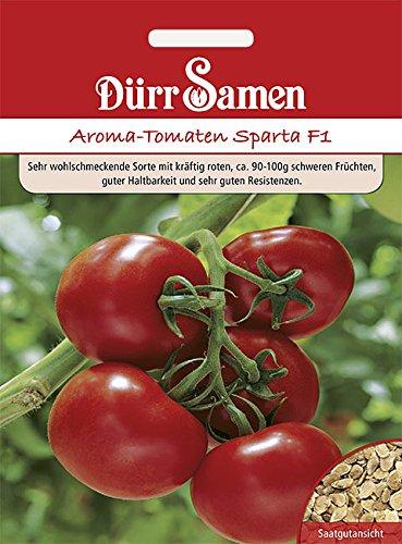 Dürr Samen - Tomaten Sparta F1
