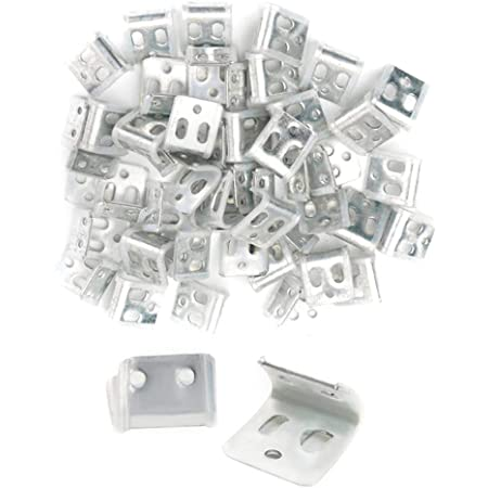 Plastic Sleeve Insulated Sofa Couch Upholstery Furniture Spring Clips S Clips EK 8