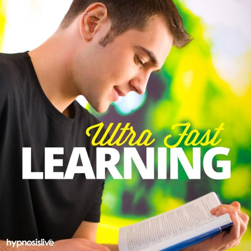 Ultra-Fast Learning - Hypnosis cover art