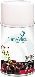 TimeMist 1042700 Metered Fragrance Dispenser Refill, Cherry, 6.6 oz, Aerosol
