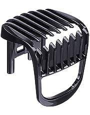 Viudecce Cortadora de Cabello Peine Recortadora de Barba para Clipper QT4015 BT3200 Herramientas de FijacióN del Cortapelos Piezas de Peine de FijacióN