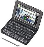 カシオ エクスワード XD-Zシリーズ 電子辞書 英語モデル 186コンテンツ収録 ブラック XD-Z9800BK
