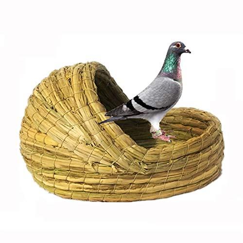 Nistkästen Garden Courtyard Bird's Nest Umweltfreundliches Vogelhaus, Benutzt Für Tauben Und Papageien, Um Sich Auszuruhen Und Vogelkäfige Zu Züchten (Size : 30x22cm)