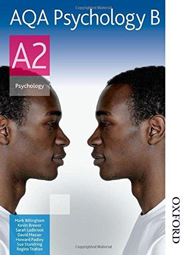 AQA Psychology B A2