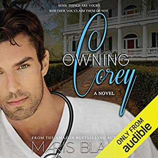 Owning Corey audiobook cover art