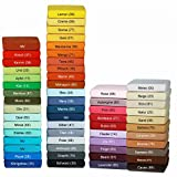Kirsten Balk Wasserbetten De Luxe Marken Zwirn-Spannbetttuch 180-200x200-220 cm - hochwertiges Spannbettlaken, Farbe:KiBa_Silber_47