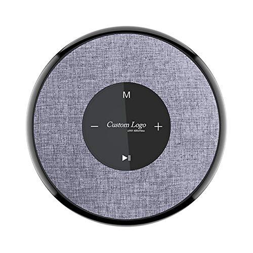 Mementoy Altavoz inalámbrico del tacto del altavoz Bluetooth con graves atrevidos, impermeable IPX6
