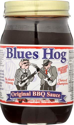 Blues Hog Original BBQ Sauce 16.0 OZ (Pack of 3)