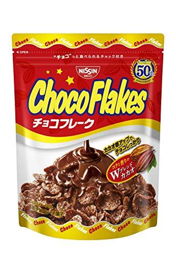 日清シスコ チョコフレーク 80g