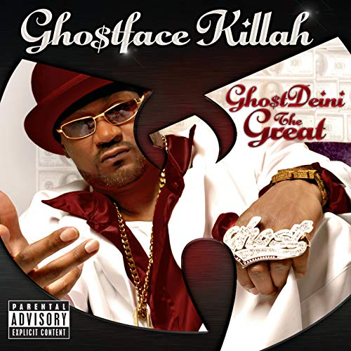 GhostDeini The Great (Bonus Tracks) [Explicit]