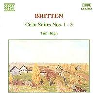 Cello Suites 1-3