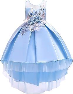 Vestido de princesa de las niñas Falda para niños Ropa para niños Vestido de princesa de Navidad Vestidos para niñas Vesti...