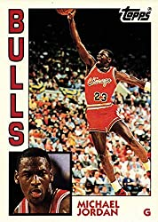 top 10 basketball cards to buy 1992-93 Topps Archives#52 Michael Jordan Basketball Card – 1984 Rookie Card Design