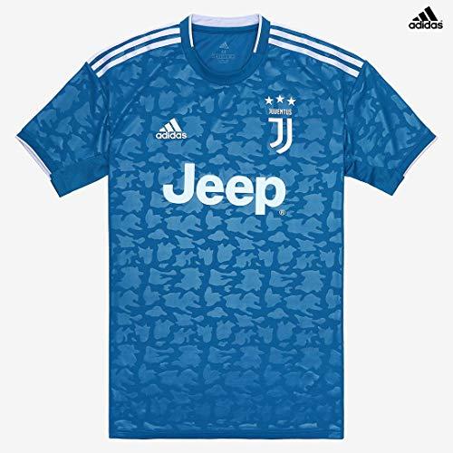 Juventus Maglia Third Ufficiale Stagione 2019/2020 - Terza Maglia - 100% Prodotto Ufficiale - 100% Originale - Bambino - Taglia L - 11/12 Anni