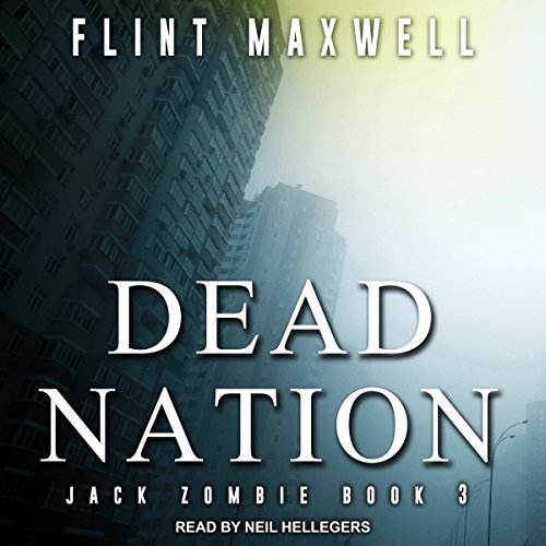 Dead Nation audiobook cover art