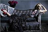 xuyuandass Natalie Portman Hd Leinwand Poster Hochwertige