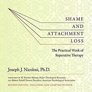 Shame and Attachment Loss audiobook cover art