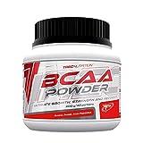 Trec Nutrition BCAA POWDER 200G   Aminoacidi a Catena Ramificata + Vitamina B6   Anabolico e Anticatabolico   Recupero   Integratore Alimentare Per Bodybuilding   Pre-Allenamento