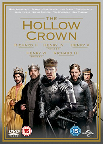 The Hollow Crown - Series 1-2 [DVD] [2015]