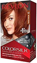 Revlon ColorSilk Beautiful Color, Medium Auburn
