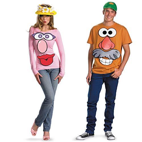 Kost-me f-r alle Gelegenheiten DG23445 Mr-Mrs Potato Head Kit