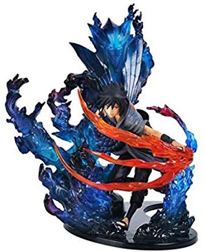 lkw-love Sasuki Uchiha (Susanoo) Figur Beziehung Kizuna Naruto - Statue Modell Sasuke - Large 21CM