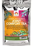 Shifa Joint Comfort Tea (Turmeric and Moringa): Improve Flexibility and Painful Joints with with...