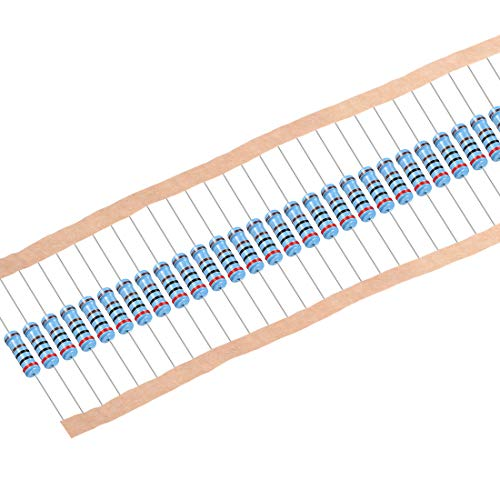 Best Price Square Resistor 1/% 11KOHM AXIAL MCMF006FF1102A50 Pack of 10 by MULTICOMP Metal Film
