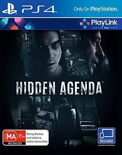 Hidden Agenda (OZ) /PS4
