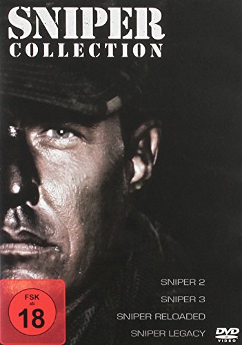 Sniper Collection [4 DVDs]