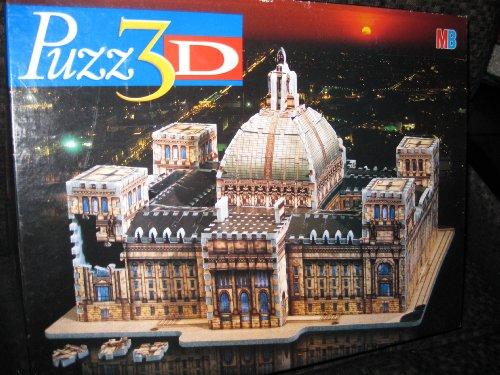3D Reichstag Puzzle
