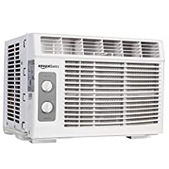 Energy efficient air conditioning unit cools rooms up to 150 square feet with standard 9 foot ceilings Ideal for small spaces such as dorm rooms and RVs Features include: 7 temperature settings, dual cooling and fan settings as well as adjustable air...