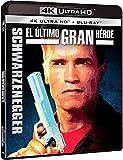 El último gran héroe (4K UHD + Blu-ray) [Blu-ray]