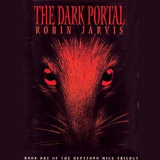 The Dark Portal audiobook cover art