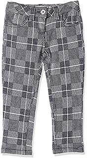 Giggles Plaid Side Pocket Pants for Girls