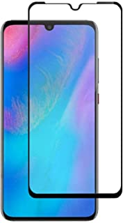 Huawei P30 Lite Screen Protector, Huawei P30 Lite Full Coverage Screen Guard, Tempered Glass HD Clear Screen Protector for...