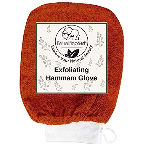 Natural Elephant Exfoliating Hammam Glove For Face