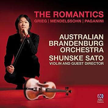 The Romantics: Grieg - Mendelssohn - Paganini