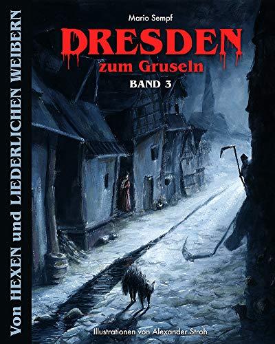 Dresden zum Gruseln Band 3: Von Hexen und liederlichen Weibern