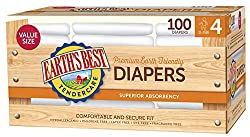 Earth's Best Disposable Baby Diapers