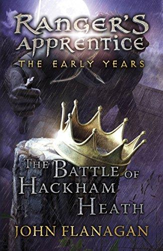 The Battle of Hackham Heath (Ranger's Apprentice: The Early Years Book 2) (Ranger's Apprentice The Early Years) (English Edition)
