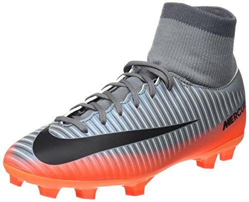 Nike Jr Mercurial Victory Vi Cr7 Df Fg Voetbalschoenen voor kinderen, uniseks