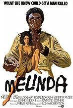 Melinda Movie Poster (27 x 40 Inches - 69cm x 102cm) (1972) -(Calvin Lockhart)(Rosalind Cash)(Vonetta McGee)(Paul Stevens)(Rockne Tarkington)