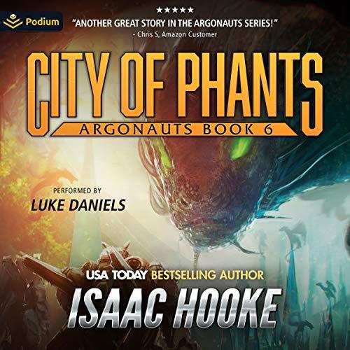 City of Phants Audiobook By Isaac Hooke cover art
