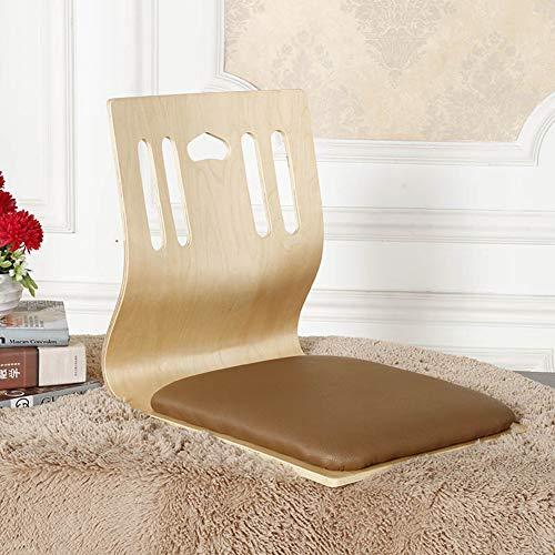 CLX Holz Tatami Boden Stuhl Griff Erhältlich Tatami-Matten Tatami Bodenkissen Sitzsack Sitzkissen Bequem Japanisches Eleganter,a