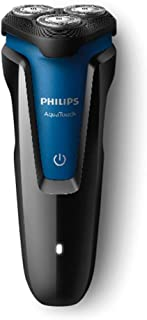 Philips S1030/04 Wet and Dry Electric Shaver (Black)