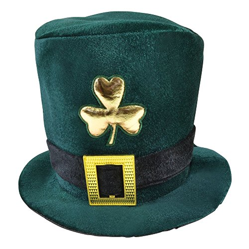St Patrick's Day Irish Hat. Adult one size fit (gorro/sombrero)