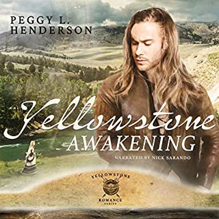 Yellowstone Awakening audiobook cover art
