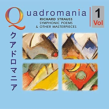 """Richard Strauss: """"Symphonic Poems & other Masterpieces""""-Vol.1"""