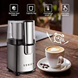 Zoom IMG-1 macinacaff elettrico 200w macina caff